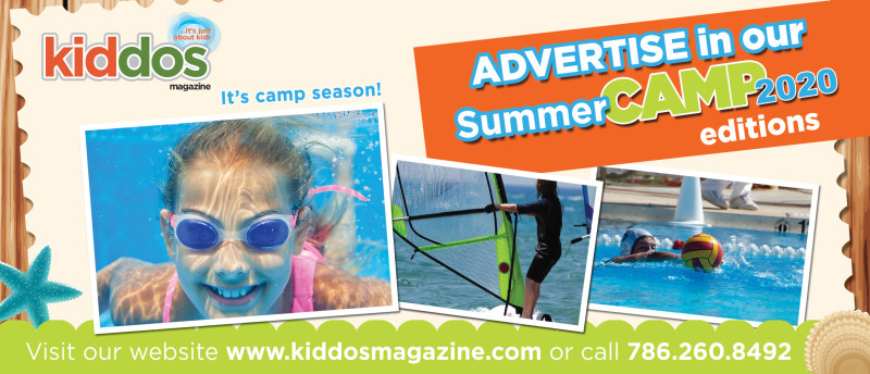 Kiddos Summer Camp One Third Ad