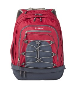 LLBean Turbo Transit Pack, 296937, $89.95 Nautical Red