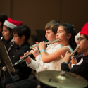 Miami Music Project students performing - Photo courtesy of Miami Music Project