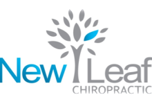 New Leaf Chiropractic Logo