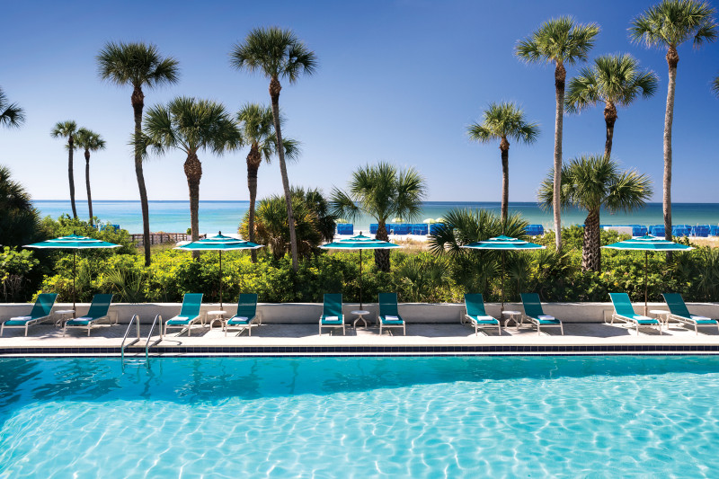 Pool - The Resort at Longboat Key Club-2