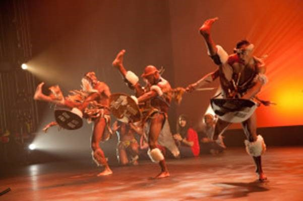 Step Afrika - Photo courtesy of artist management