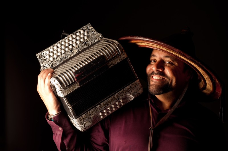 Terrence Simien and the Zydeco Experience - Photo courtesy of artist management
