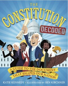 The Constitution Decoded Cover