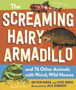 The Screaming Hairy Armadillo Cover