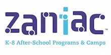 Zaniac Logo - Updated Tagline 2014-05-28