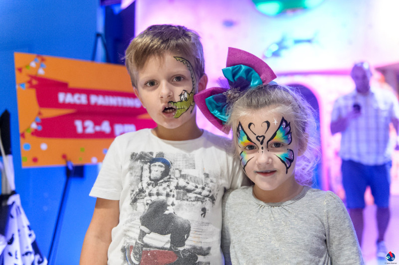 MiChiMu's 14th Birthday Party at the Miami Children's Museum September 16, 2017